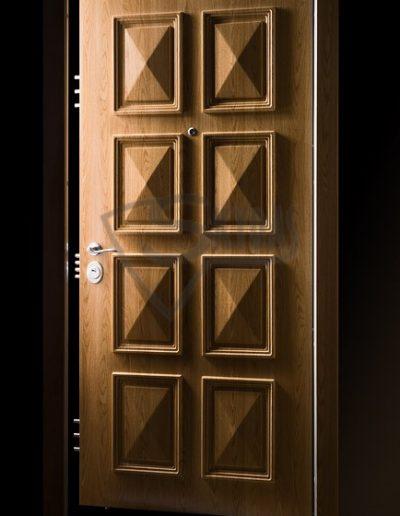 SKYDAS RC3 apsaugines durys