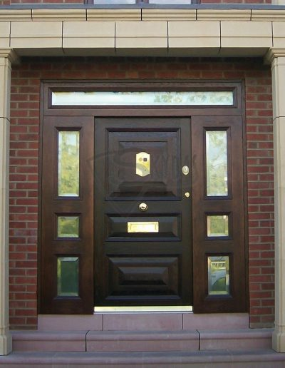 SKYDAS Shield Luxury Door