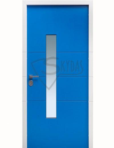 Skydas įejimo durys