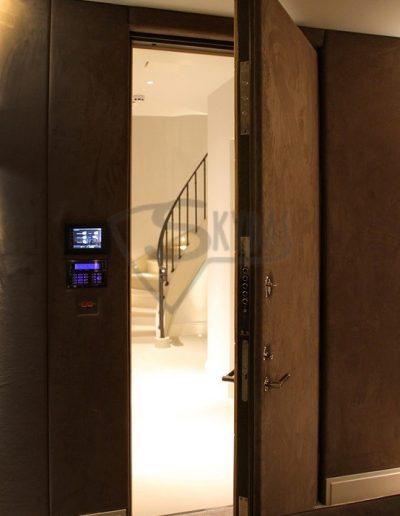 Skydas durys 128
