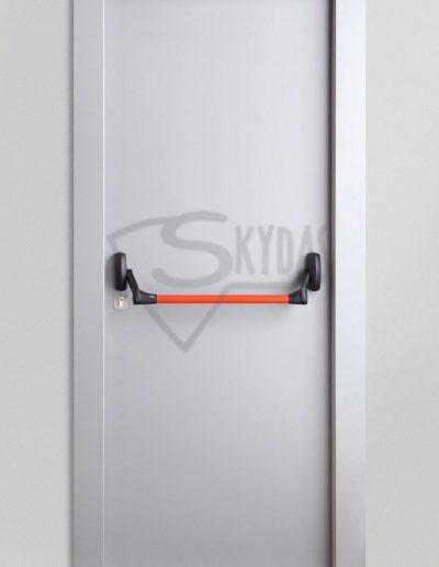 Skydas priesgaisrines durys